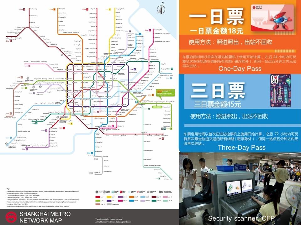 จะไปเซี่ยงไฮ้อย่างไรเพื่อศึกษา,การจราจรในเซี่ยงไฮ้